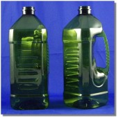 頂新1.5L淡綠瓶墨綠把