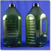 正義2.6L方型淡綠瓶墨綠把