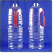 榖盛醇米霖瓶2L透明紅把