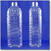 佳格水晶四角油瓶1L