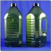 正義油瓶2.8L方型綠瓶綠把