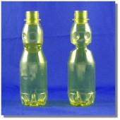榮泉綜合水果汽水瓶250cc黃瓶