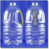 公模瓶3.3L透明黃把