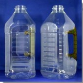 泰山方型瓶2.4L