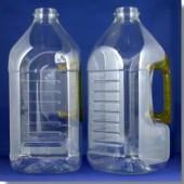 泰山3L方型瓶
