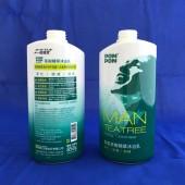 澎澎850g茶樹精華沐浴乳(男性)白色瓶收縮膜