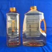 妙管家3200ml空瓶  透明柑橘瓶,透明橘把