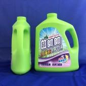 白帥帥超淨亮抗菌洗衣精3150g(升級添加除臭配方) 綠色模內貼標