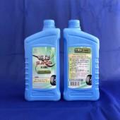 中油特優級SJ/CD車用機油SAE40  1L淺藍色,貼標二張(B1型)