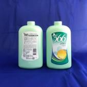 566去屑專用洗髮乳(女王蜂乳極潤)800g   模內貼二張,珠光淺綠色