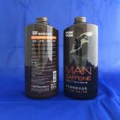 澎澎850g咖啡因沐浴乳(男性)  重咖啡色-附收縮膜一張