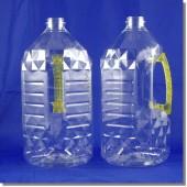 泰山空白油瓶(晶鑽型)2L