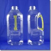 泰山空白油瓶(偏心型)2L-佳格色