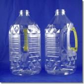 泰山空白瓶(晶鑽型)3L