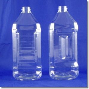 福懋油瓶(無手把)方型2L