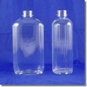 美吾髮洗髮精(有溝)850ml空瓶透明