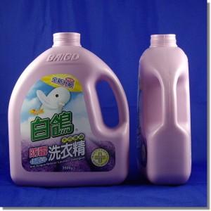 白鴿防霉抗菌洗衣精3500g淺紫色