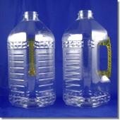 大統長基方型油瓶3L