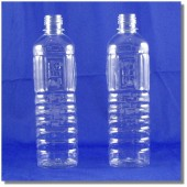公模A方型礦泉水瓶600cc